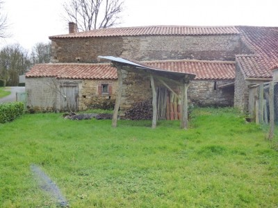 Maison à vendre La Caillère-Saint-Hilaire immobilier vendée