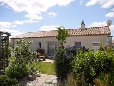 Maison à vendre Saint-Michel-en-l'Herm immobilier vendée