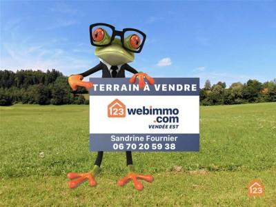 Terrain à vendre Pouzauges immobilier vendée