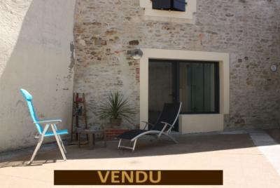 Maison à vendre Mareuil-sur-Lay-Dissais immobilier vendée