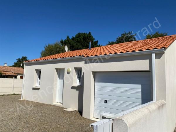 Maison à vendre Brétignolles-sur-Mer 5500 A 500 m des commerces
