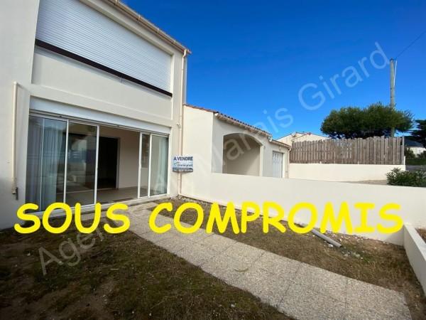 Appartement à vendre Brétignolles-sur-Mer 5516 Secteur plage de la Parée