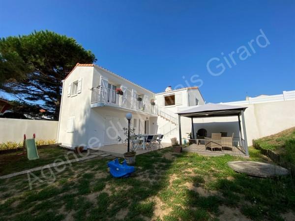 Maison à vendre Brétignolles-sur-Mer 5521 Vous rêviez d'une maison de famille au bord de l'océan