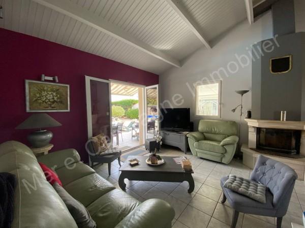 Maison à vendre Brétignolles-sur-Mer 4821 300m du bord de mer