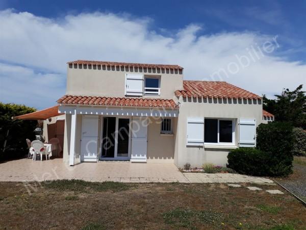 Maison à vendre Brétignolles-sur-Mer 5475 250m du bord de mer