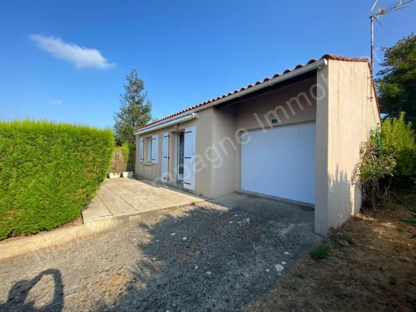Maison à vendre Landevieille 5501 Dans un quartier calme et proche centre de Landevieille et 5 minutes des plages
